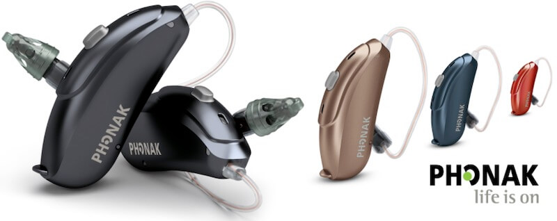 Phonak Hearing Aids and latest models